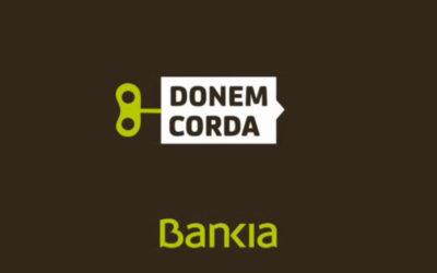 Anunci de Bankia realitzat a El Pekinaire
